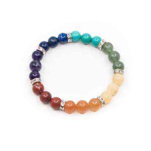 Gemstone Bracelet 7 Chakra
