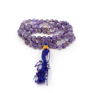 Gemstones Mala Amethyst - 108 Beads