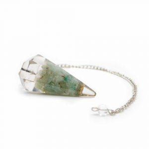Pendulum Orgon - Green Aventurine