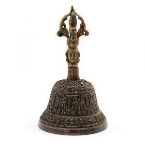 Authentic Dorje & Bell Buddha Bronze