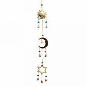 Decorative Garland Sun Moon and Stars