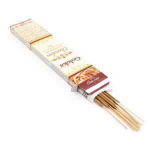 Goloka Incense Sticks Chandan Masala Sandalwood (14 sticks)