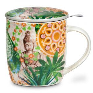 Tea Mug Set Buddha Paradise - 400 ml