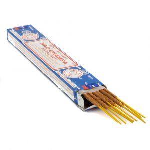 Satya - Nag Champa Agarbatti Traditional - Incense Sticks (1 Pack)