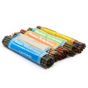 Tibetan Himalayan Incense - gift set - 5 kinds